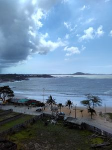 Photo for luxury apt for CARNIVAL AND FAIRS IN MAGNIFICENT POINT ON THE BEACH OF MORRO