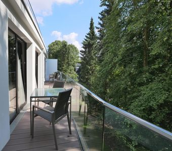 Photo for Luxury in perfection with balcony and sauna White Pearl Timmendorfer Strand 2. 06