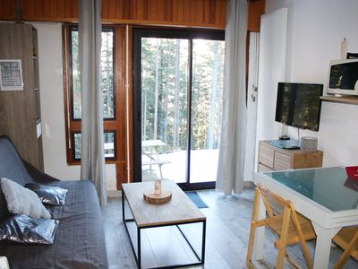Photo for Studio Vacation Rental in pra loup