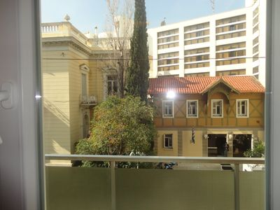 Photo for 1BR Apartment Vacation Rental in KOLONAKI ATHENS