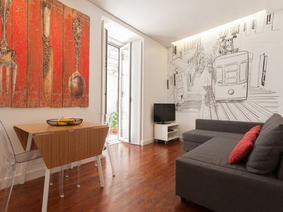 Photo for historic downtown I - Floor Loureiro apartment