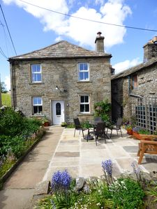 Photo for Traditional Dales Cottage Surrounded By Renowned Hay Meadows And Dry Stone Walls