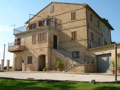 Photo for Holiday apartment Cossignano for 11 persons with 4 bedrooms - Holiday apartment in a farmhouse