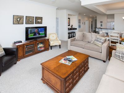 Photo for Dunes #115, Kern: 3 BR / 2 BA condominium in Virginia Beach, Sleeps 9