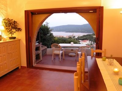 Photo for Villa with pools and tennis. , Sea, mountains, gulf and authenticity