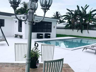 Photo for House with Private pool 5 min to the Beach