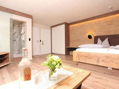 """Photo for Double room """"Ifenblick"""" Nr. 8 - Landhaus Bromm"""