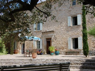 Photo for Old Stone Farmhouse With Private Pool /