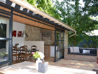 Photo for Family and romantic cottage - near Carcassonne - in the region of Occitane