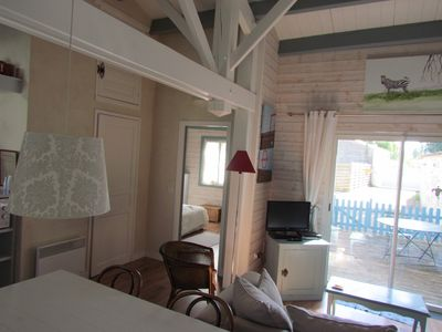 Photo for Ile d'Oleron: Traditional house cleaning and linen included