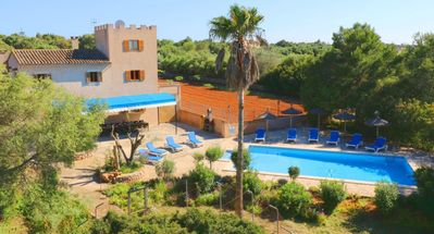 Photo for Can Palea villa perfect for group holidays 407