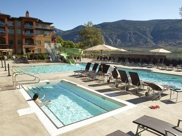 Watermark Beach Resort (Osoyoos, Colombie-Britannique, Canada)