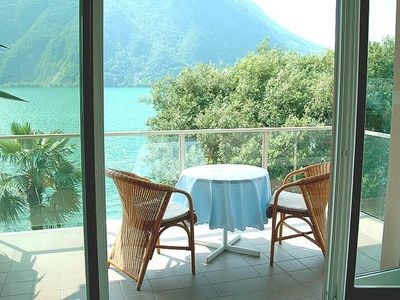 Photo for Holiday apartment Castagnola for 2 persons - Holiday apartment