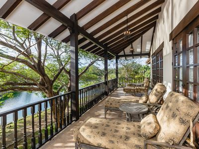 Photo for Lakefront Luxury Villa for up to 10 Guests