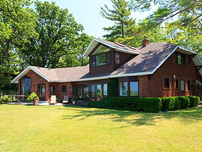 Photo for Gorgeous Grand Bend Executive Home Overlooking The Beach and Marina