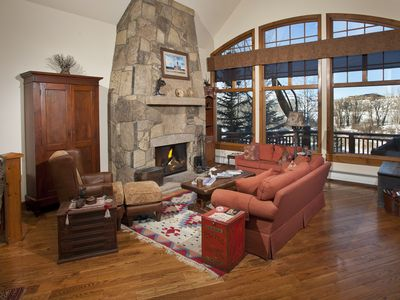 Photo for Arrowhead single family home on the Eagle River