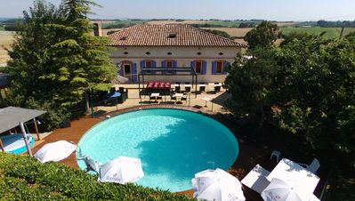 Photo for 8BR Farmhouse Vacation Rental in Garrigues, Occitanie