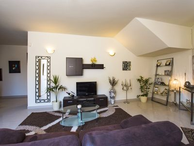 Photo for SERENITY Maisonette - Designer finished, walking distance to seafront