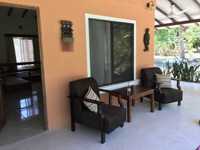 Photo for Rest and rejuvenate in the heart of Costa Rica in our modern 2 Bedroom House