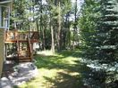 enoy  peace, incredible views and trees in the backyard, notice back deck as wel