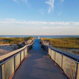 Photo for Walk to Bay and Bike to Beach (we have plenty!): Perfect location!