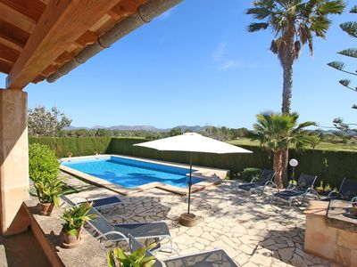 Photo for Can Segarut - Country house for 8 people in Porto Cristo