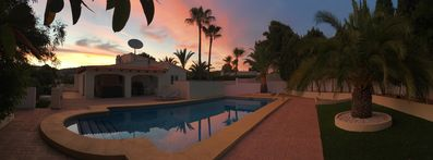 Photo for Superbly located villa in prestigous San Jaime, sleeps 4