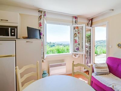 Photo for Residence Les Terrasses des Issambres - 2 room apartment for 5 people Selection