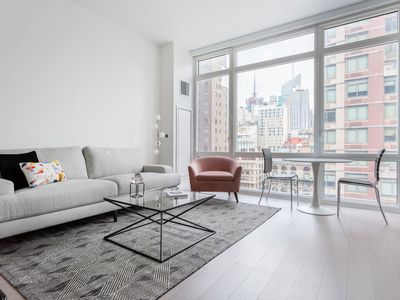 Photo for Sonder | Madison Ave | Pristine 1BR + Gym