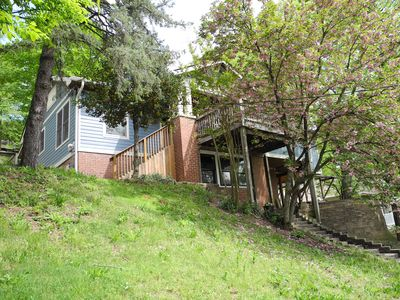 Photo for Hip North Shore Home, Close To Downtown & Area Attractions