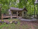 1BR Cabin Vacation Rental in Table Rock, South Carolina