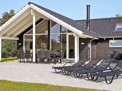 Photo for Vacation home Råbylille Strand in Stege - 14 persons, 5 bedrooms