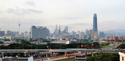 Photo for City Owl : 3R3B : Next To Train Station : In The Heart Of Kuala Lumpur