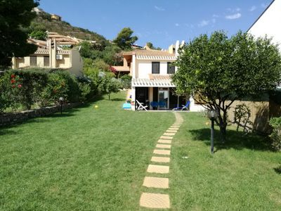 Photo for Independent villa 200m far from the sea