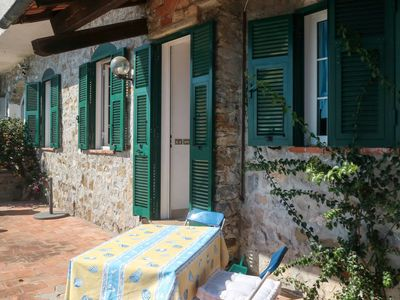 Photo for Vacation home Villetta Stella (AAO130) in Alassio - 4 persons, 1 bedrooms