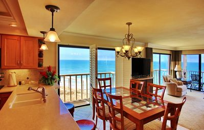 Photo for Beautiful  RARE 3 bedroom OCEANFRONT condo!