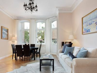 Photo for Admiralski- stylish apartment 100 meters from seaside!