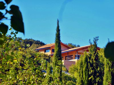 Photo for Villa- Regardelle with pool , open view