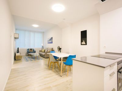 Photo for L Gloria Suites 5 1B one bedroom street facing - Apartment for 3 people in San Sebastián