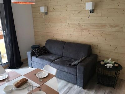 Photo for Apartment Saint-Lary-Soulan, studio flat, 4 persons