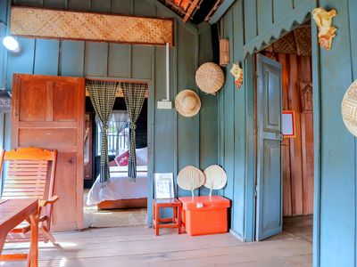 Photo for Old Khmer House 2Beds (Free Pick Up)