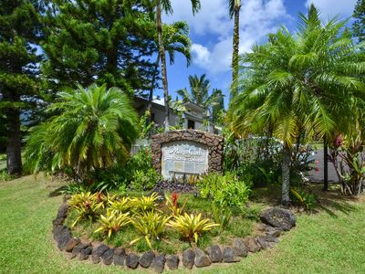 Photo for 10 Minutes From Hanalei Bay ~ Makai Club 1B Condo ~ Sleeps 4 ~ Full Kitchen