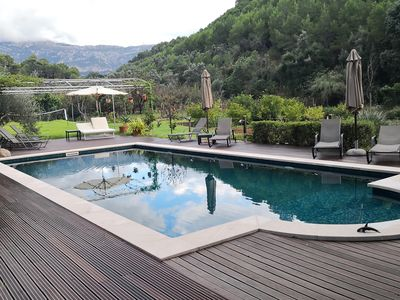Photo for Charm and privacy near the sea by the Tramontana.Aa