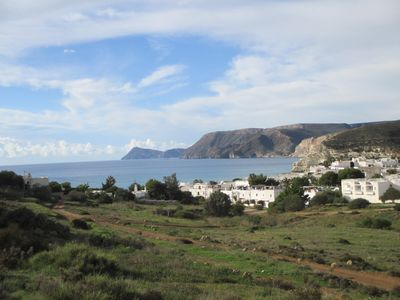 Photo for Large Agua Amarga House with beautiful views of the ocean