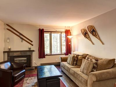 Photo for Breckenridge condo - Your getaway into the mountains. 5min. to the base of Peak