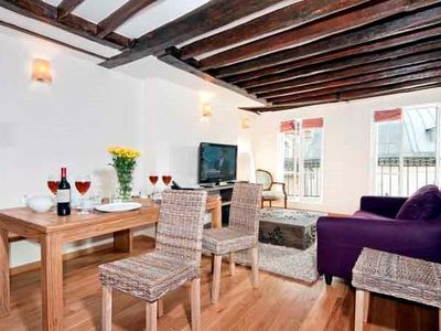 Photo for St Germain Perfect 2 Bedroom/2 Bath With Balcony & A/C - Sleeps 5