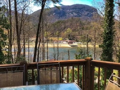 Photo for Jack's Beach Walk - Mr Lake Lure Vacation Rentals