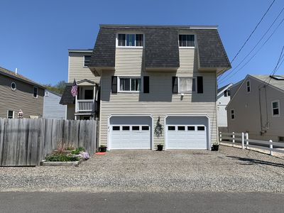 Photo for Spacious, updated, great family house,  4 Bdrm, walk to beach!