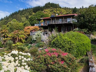 Photo for Tasman Hideaway - Marahau Holiday Home