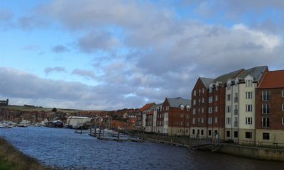 Photo for Fantastic Views in modern apartment 5 minute walk into Whitby with parking